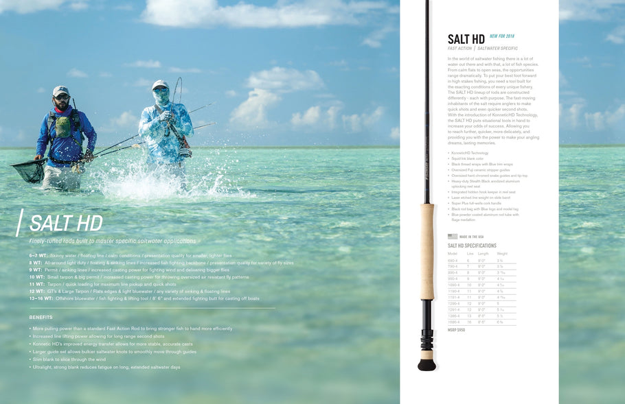 Choosing a Fly Rod for Saltwater