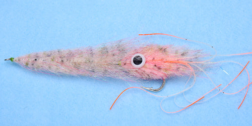 EP Flies - Flex Calamari Pink Squid #3/0