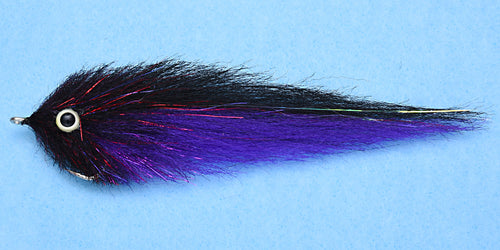 EP Flies - EP Gulf Coast SP Black/Purple #2/0