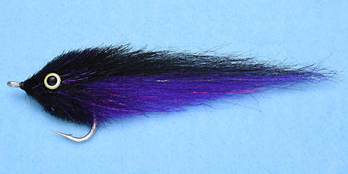 EP Flies - EP GT's Black & Purple #5/0