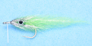 EP Bay Anchovy Chartreuse #1/0 - EP Flies