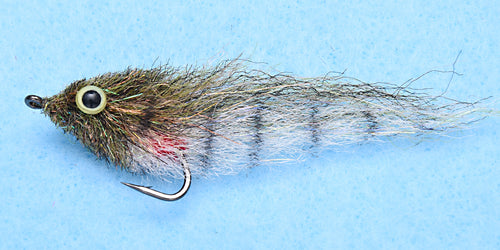 EP Flies - Little Minnow Shaded BC #4