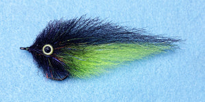 EP H&H Black/Chartreuse #2/0 - NEW!