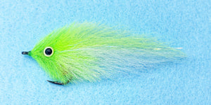 EP H&H Chartreuse/White #2/0 - NEW!