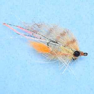 Bahamas Shrimp BC Tan #1 - EP Flies