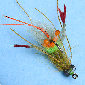 EP Flies - EP Scampi 632-Grass #2