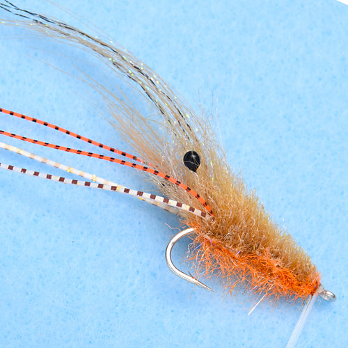EP Flies - Ultra Shrimp Tan #1