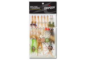 Umpqua Flies - Belize / Yucatan Guide Selection