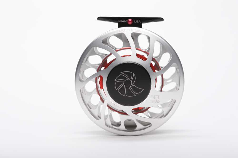 Nautilus CCF-X2 Fly Reels - Silver