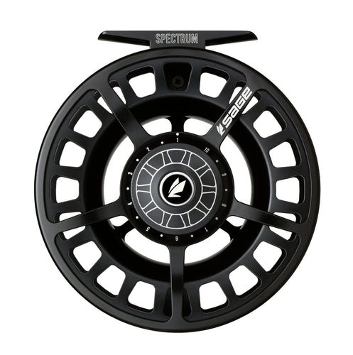 Sage Spectrum Fly Reel - Black