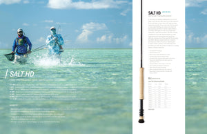 Sage SALT HD Fly Rods - Made for Saltwater Fly Fishing