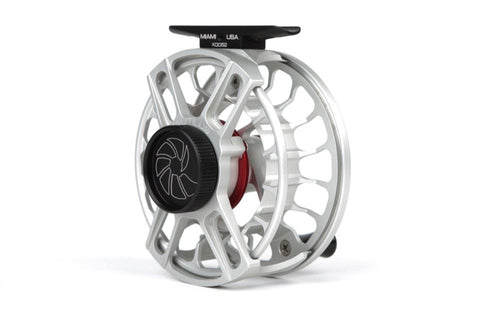 Nautilus X-Series Fly Reels - Silver XL 6/7