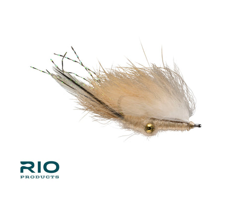 RIO Flies - Big Bone Daddy - Tan