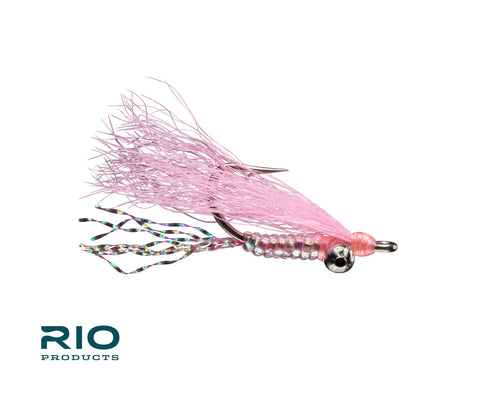 RIO Flies - Crazy Charlie - Pink