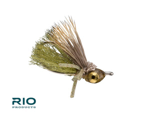 RIO Flies - Bonefish Bitters - Olive