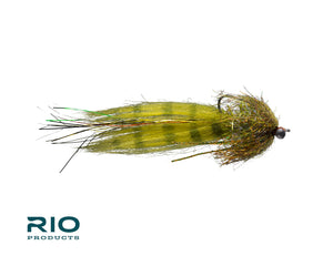 RIO Flies - RIO's Hopedale Crab - Olive