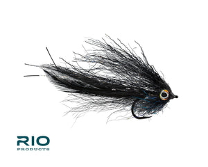 RIO Flies - RIO's Playbate - Black