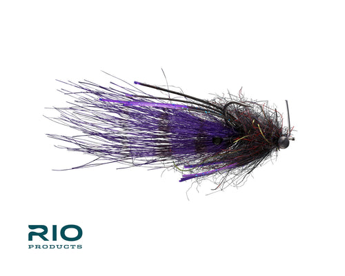 RIO's Shrimp Tease #2 - Black/Purple