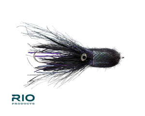 RIO Flies - Squidsicle #2 Black/Purple