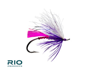 RIO Flies - Sno Cone Pink & Purple #3 - NEW!