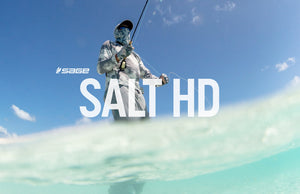 Sage SALT HD Fly Rods - Made for Saltwater Fly Fishing - #1 BESTSELLER