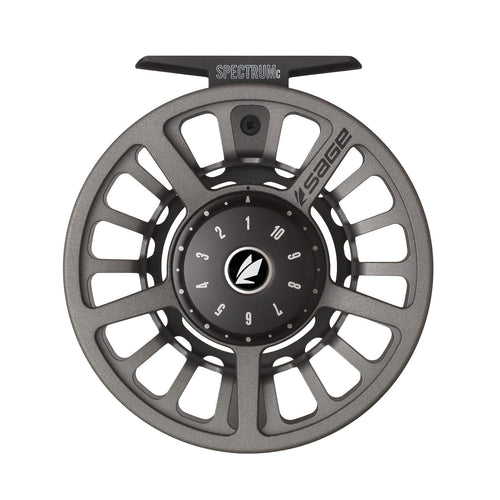 Sage Spectrum C Fly Reel - Grey