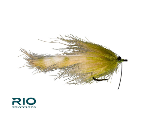 RIO Flies - RIO's Smelling Salt - Tan & Olive