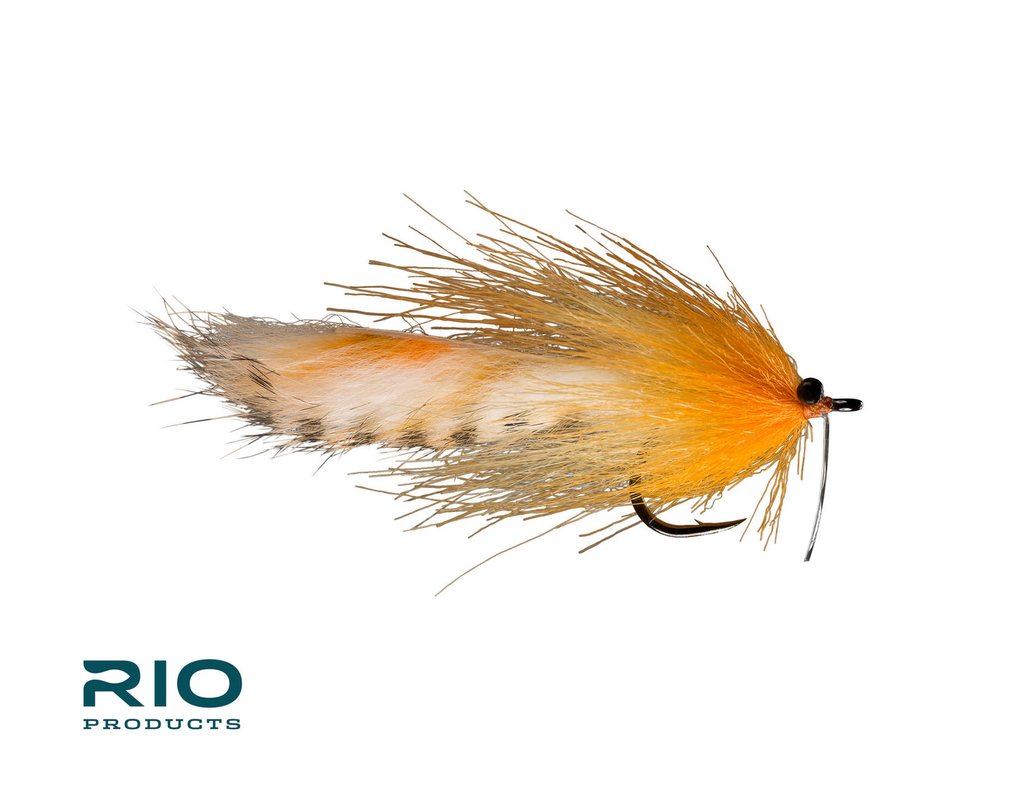 RIO Flies - RIO's Smelling Salt - Tan & Orange