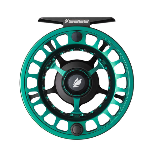 Sage SPECTRUM LT Fly Reel - TEAL (NEW COLOR!)
