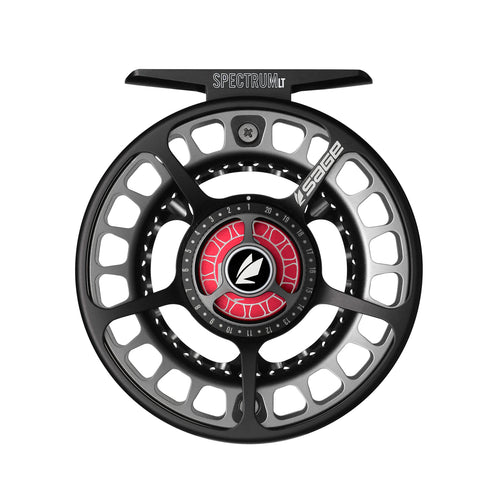 Sage SPECTRUM LT Fly Reel - EMBER (NEW COLOR!)
