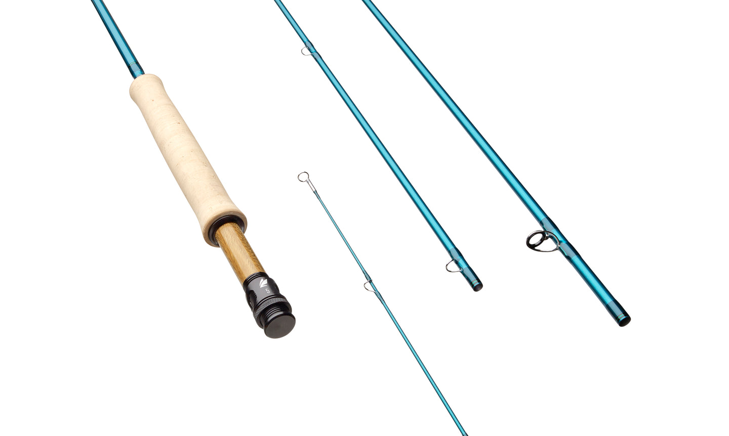 Sage X Fly Rods - NEW! Special Edition Colors - Teal