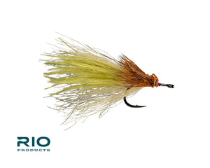 RIO Flies - Dread Pirate Rust/Olive #1/0