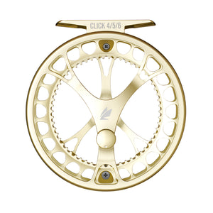 Sage CLICK Fly Reel - Champagne - NEW!