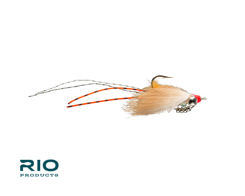 Avalon LIGHT Permit Fly - RIO Flies - NEW!