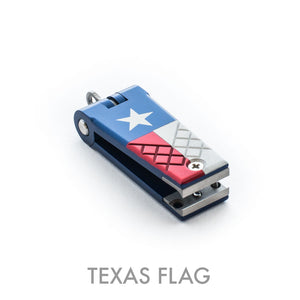 "Abel Nipper - ""Texas Flag"""