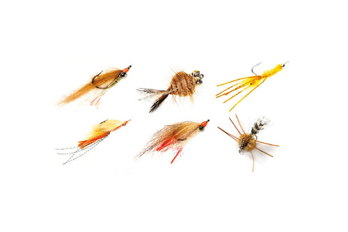 Bonefish Selection - Fulling Mill Flies