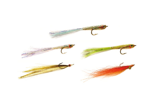 Sea Bass Selection - Fulling Mill Flies