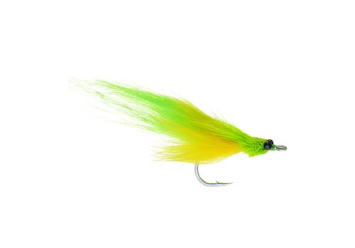 Umpqua Flies - Megalopsicle - Chartreuse / Yellow