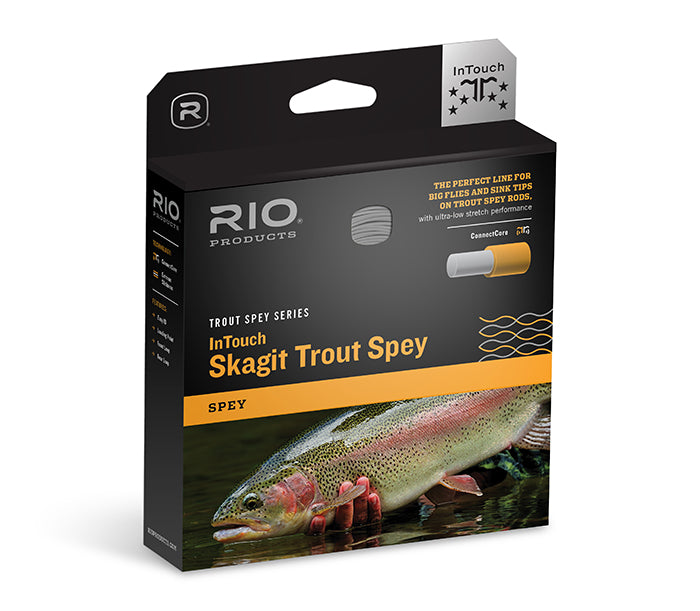 RIO InTouch Skagit Trout Spey Fly Line