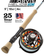 Orvis Helios 3D Saltwater Fly Rod & Reel Outfit Combo
