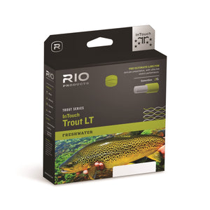 RIO InTouch Trout LT DT (Double Taper) Fly Line
