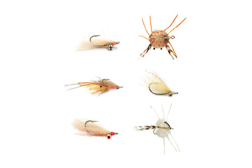 Tropics Selection - Fulling Mill Flies