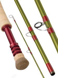 Sage - BASS II - Peacock Bass Fly Rod 390gr w/ Line and Travel Case