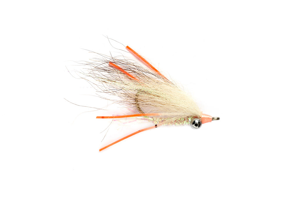 Hot Legs Foxy Gotcha #6 - Fulling Mill Flies