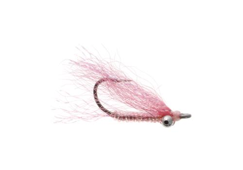 Umpqua Flies - Crazy Charlie Pink #4