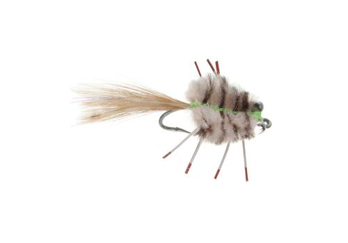 Umpqua Flies - Permit Crab by Del Brown 1/0