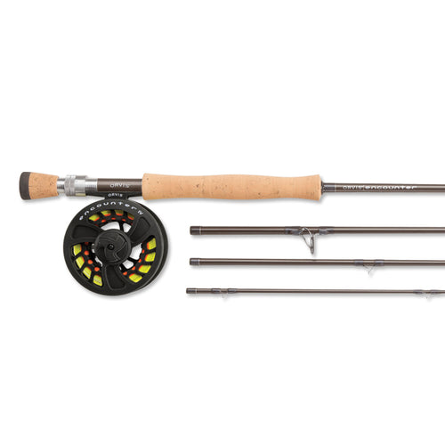 Orvis Encounter Fly Rod & Reel Outfit Combo