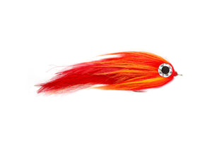 Flaming Lamborgini (GT Fly) #6/0 - Fulling Mill Flies