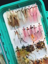 """Chef's Choice"" Permit and Bonefish Fly Box - New Fly Selections Chosen by Pros"