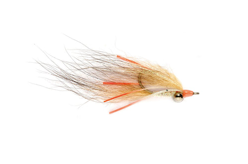 Clouser Foxy Hot Legs #4 - Fulling Mill Flies
